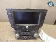 2007-2008 ACURA TL RADIO UNIT WITH NAVIGATION SCREEN DISPLAY PART# 39050-SEP-A3