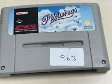 Pilotwings Snes Pal Super Nintendo Game 1992