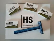 HENSON SHAVING - ALUMINUM AL13 DOUBLE EDGE SAFETY RAZOR - Medium Aggressive