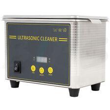 Professional 800ml Ultrasonic Cleaner  for Metal Parts, Carburetor,Fuel Injector