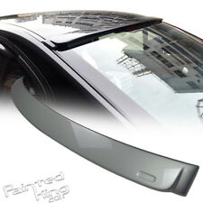 --Painted ABS BMW 3-Series E90 A-Type Sedan Rear Roof Lip Spoiler 354 Silver