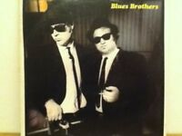 THE  BLUES  BROTHERS       LP       BRIEFCASE  FULL OF  BLUES
