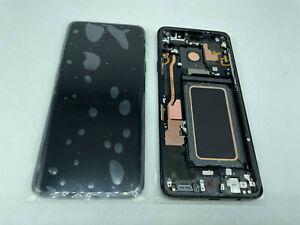 Great Samsung Galaxy S9 Plus G965U G965 LCD Digitizer Frame Screen - Black