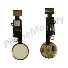 para Apple iPhone 7p Botón De Inicio Dedo Táctil ID Sensor Flexible oro