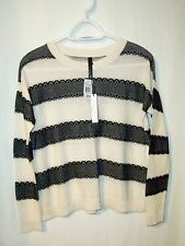 Women's NWT Eric & Lani Long Sleeve Top  Pullover Size Small