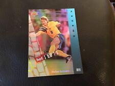 World Cup 1994 USA Upper Deck Soccer Trading Card x Card No. HS3 Stefan Schwarz