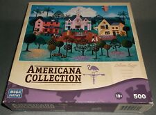 Mega Americana Collection Tropical Delight Colleen Sgroi 500 Piece Jigsaw Puzzle