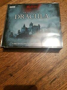 Dracula (Classic BBC Radio Horror) by Stoker, Bram CD-Audio Book The Cheap Fast