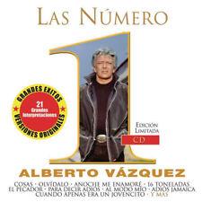 Alberto Cortez Las Numero 1 CD+DVD New Nuevo Sealed