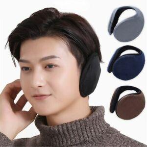 Earmuffs Thicken Fur Ear Muffs Warm Headphones Winter Accessories Warmer Cover
