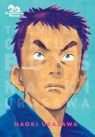 20TH CENTURY BOYS: THE PERFECT EDITION, VOL. 1 ZECCA URASAWA NAOKI