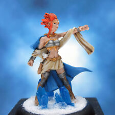 Painted Ice Witch Miniature