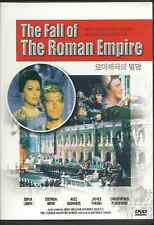 THE FALL OF THE ROMAN EMPIRE   NEW  DVD