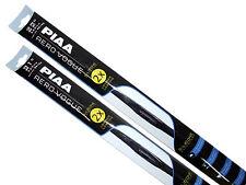 "Piaa Aero Vogue Windshield Wiper w/ Silicone Blades (22""/21"" Set) Made in Japan"