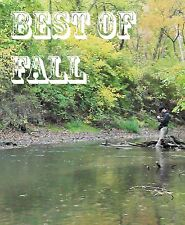 Best of Fall - Fishing Steelhead and Brown Trout in Small Streams- HD DVD,BD,DVD