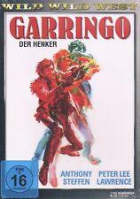 DVD GARRINGO Anthony Steffen Peter Lee Lawrence Spaghetti Western Region 2 NEW