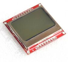 84*48 LCD Module White backlight adapter pcb for Nokia 5110 NEW S3