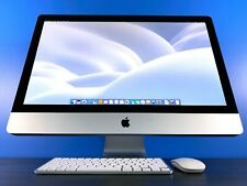 ULTIMATE Apple iMac 27 inch | CORE i7 3.4GHZ | 2TB HD| 16GB | OS2015 | Warranty!