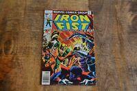 Iron Fist #15 (Marvel Comics, September 1977) FN+ 6.5