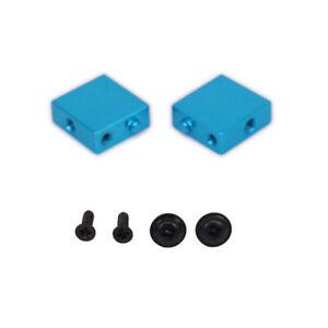 Alloy servo mount for rc hobby model car 1/18 Wltoys  A959 A969 A979 K929 etc