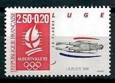 France 1991 Jeux Olympiques Albertville Yvert n° 2679 neuf ** 1er choix