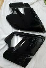 New Take-off Harley Touring Side Covers Vivid Black 2016 Street Glide FLHX