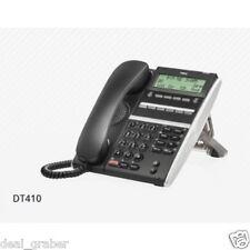 NEC DTZ-6DE-3(BK) TEL DT410 Digital 6 Button Display Phone Part# 650001  NEW