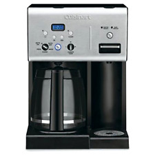 Cuisinart Coffee Plus 12-Cup Programmable Coffeemaker with Hot Water System, New