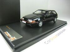 VOLVO 480 TURBO 1987 1/43 PREMIUM X (BLACK)