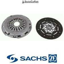 Clutch Kit 2 Pce FOR NISSAN JUKE 10-ON 1.5 Diesel CHOICE2/2 SACHS