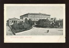 Greece Souvenir de CORFOU Palais Royal 1900s u/b PPC