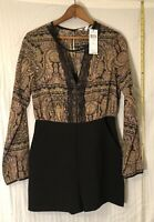NEW BCBGeneration Woman's Romper Sz 6 - NWT $$118 Retail!