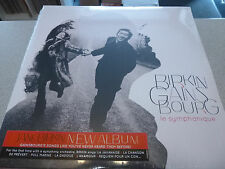 Jane Birkin – Birkin Gainsbourg - Le Symphonique - 2LP Vinyl /// Neu & OVP