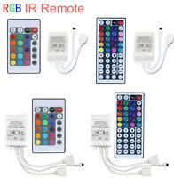 44key 24key Mini IR Remote Controller Control For 3528 5050 RGB LED Strip Light