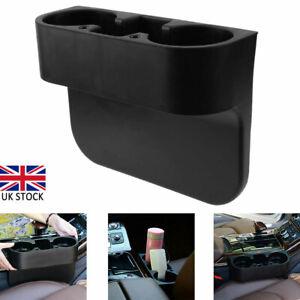 Universal Car Dual Cup Holder Van Storage Drink Bottle Can Mug Mount Stand Gift