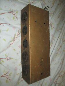 Wurlitzer 700 780 800 850 Jukebox Cabinet Junction Box Assembly 2