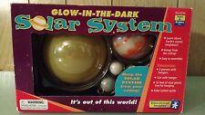 NIB Glow in the Dark Solar System by EDUCATIONAL INSIGHTS -2004-