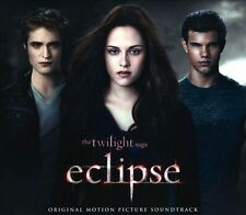 Twilight Saga: Eclipse [Deluxe] [Digipak] by Original Soundtrack (CD,...