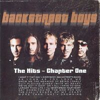 The Hits: Chapter One [Canada Bonus Tracks] by Backstreet Boys (CD, Oct-2001, BM