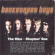 Backstreet Boys - The Hits Chapter One Cd Free Shipping In Canada