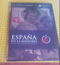ESPAÑA EN LA MEMORIA DVD-3 LA POSGUERRA