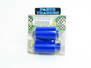 Pro Tek High Performance Products Frame Sliders Blue Suzuki GSXR1000 GSXR600
