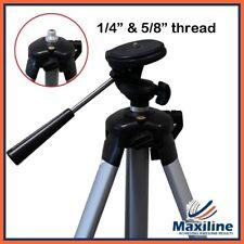 1/4 and 5/8 Thread Laser Camera Tripod for Laser Level Distance Measurer DSLR