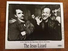 Jesus Lizard 1996 Press Photo -10 x 8 Capitol Records