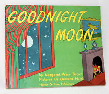 a Little Golden Book Set of 32 & Goodnight Moon Book, 1970's Childrens books