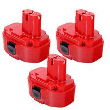 3pcs 12V 2.0AH Battery for MAKITA 1220 1222 192598-2 192681-5 193981-6 PA12 New