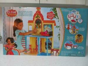 Disney Elena of Avalor Royal Castle of Avalor 20pcs Set 3ft Tall by Hasbro New
