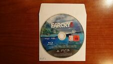 2462 Playstation 3 Farcry 3 Far Cry 3 PS3 PAL Disk only
