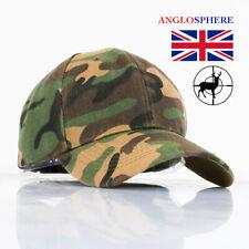 Lote De Lona Camo sombreros NINE, ejército, supervivencia, pesca, senderismo, el aclaramiento Ganga!