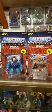 Masters of the universe Moc Super 7 He Man And Skeletor